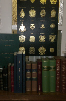 Thesis Binding Gloucester Green Oxford – 785756